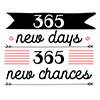 365 new chances